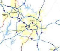 Bull City Rising: Raleigh-Durham today, Raleigh tomorrow?balance of durham county